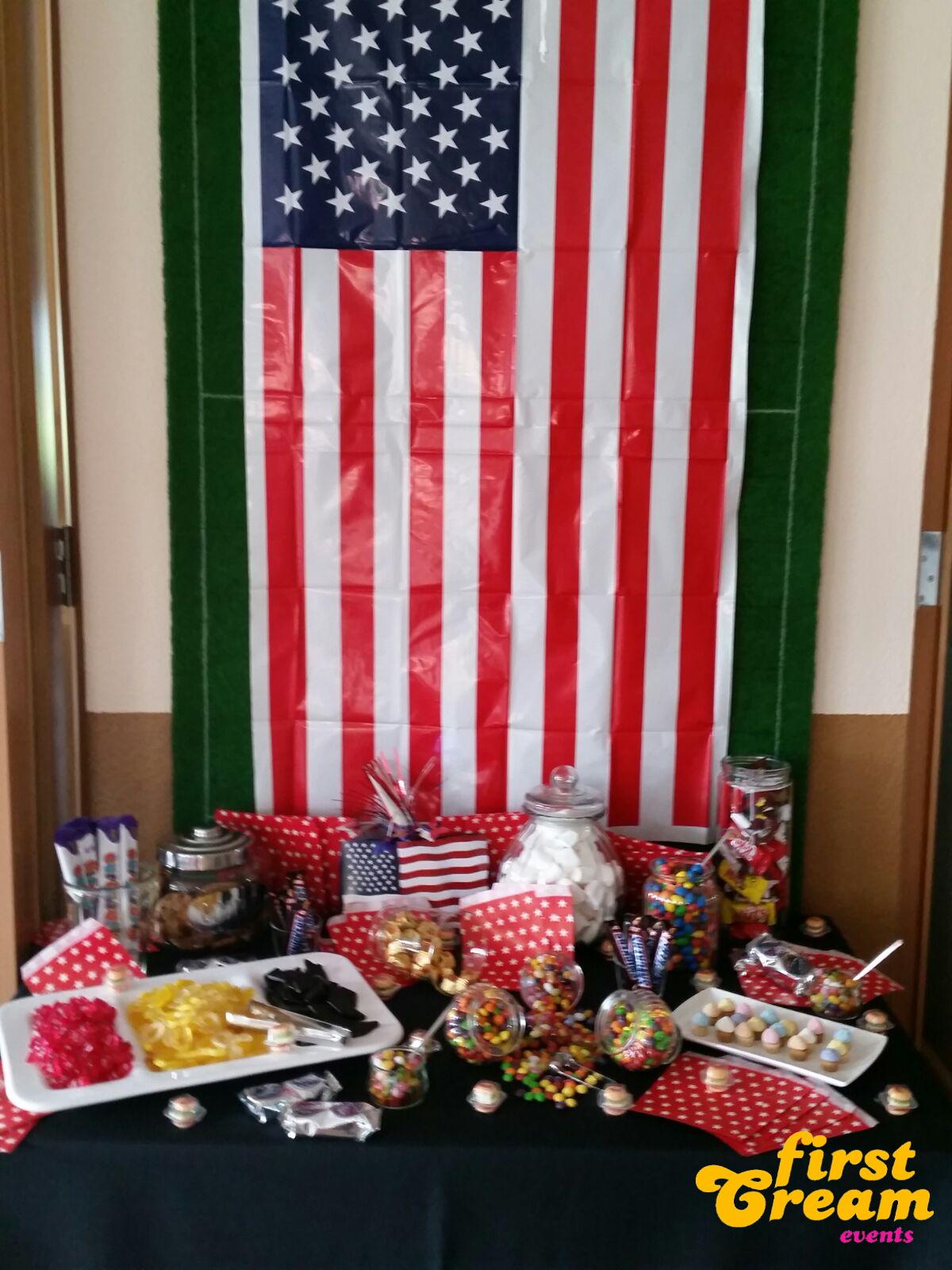Candy Bar Amerika